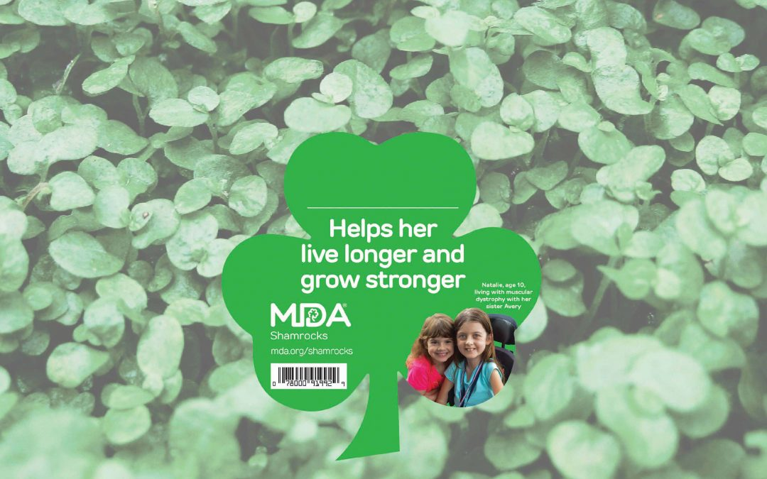 Help send kids to MDA Summer Camp & fund groundbreaking research efforts for kids and adults living with muscular dystrophy!