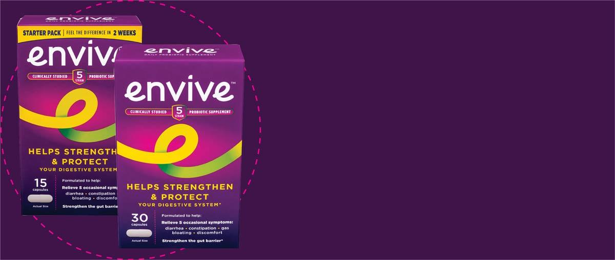 Envive Digestive Probiotic – Now On Sale!